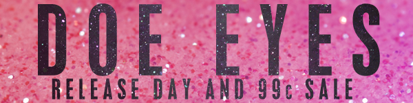 Release Day: Doe Eyes by Staci Hart