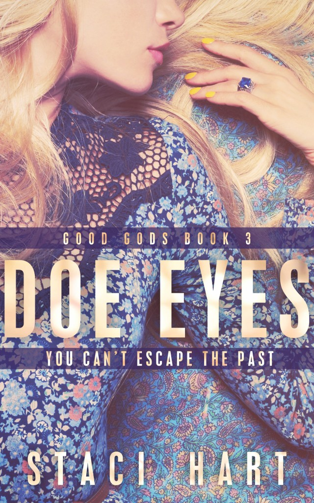 Release Day & Giveaway! Doe Eyes by Staci Hart, Good Gods Book 3